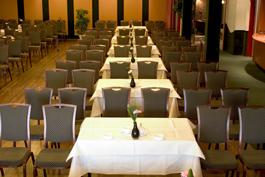 vergaderingen, congressen, beurzen en seminars