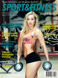 laatste editie an sport en fitness magazine